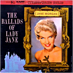 Cover image of The Ballads Of Lady Jane