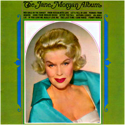 Cover image of The Jane Morgan Album
