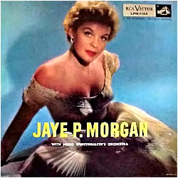 Cover image of Jaye P. Morgan