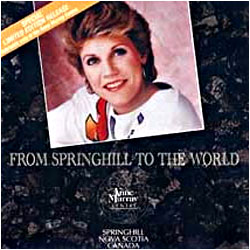 Cover image of From Springhill To The World