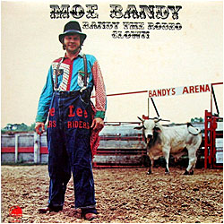 Cover image of Bandy The Rodeo Clown