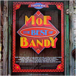 Cover image of The Best Of Moe Bandy