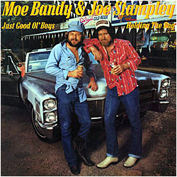 Image of random cover of Moe Bandy
