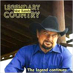 Cover image of Legendary Country