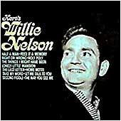Cover image of Here's Willie Nelson