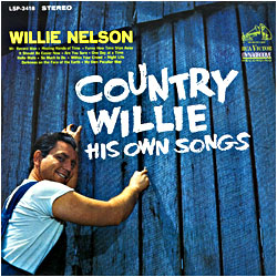 Cover image of Country Willie - His Own Songs