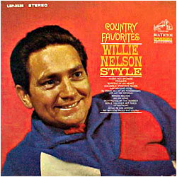 Cover image of Country Favorites Willie Nelson Style