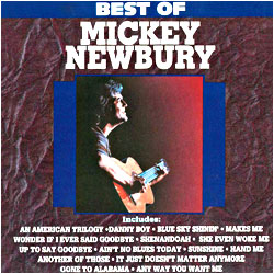 Cover image of Best Of Mickey Newbury