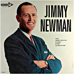 Cover image of Jimmy Newman