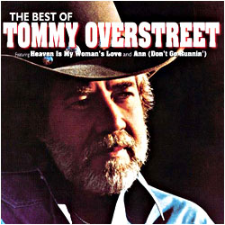 Cover image of The Best Of Tommy Overstreet