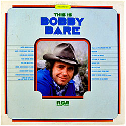 Cover image of This Is Bobby Bare