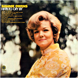 Image of random cover of Bonnie Owens
