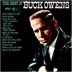 Cover image of The Best Of Buck Owens