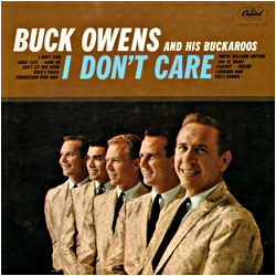 Cover image of I Don't Care