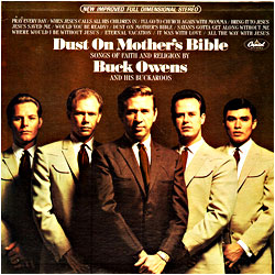 Cover image of Dust On Mother's Bible