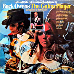 Cover image of The Guitar Player