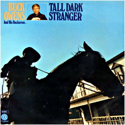 Cover image of Tall Dark Stranger