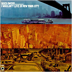 Cover image of I Wouldn't Live In New York City