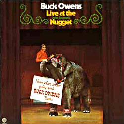 Cover image of Live At The John Ascuga's Nugget