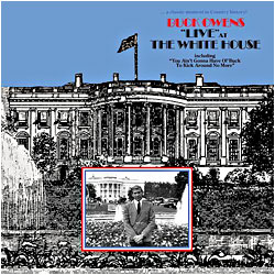 Cover image of Live At The White House