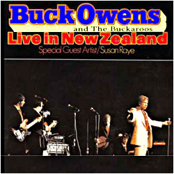 Cover image of Live In New Zealand