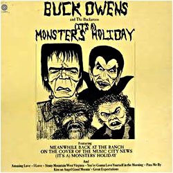 Cover image of It's A Monster's Holiday