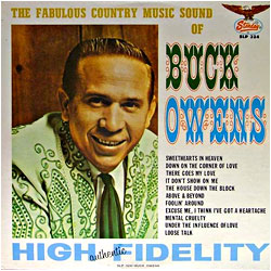 Cover image of Fabulous Country Music Sound