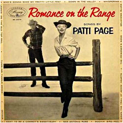 Cover image of Romance On The Range