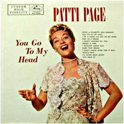 Cover image of You Go To My Head