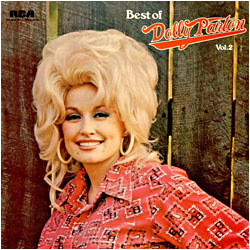 Cover image of The Best Of Dolly Parton 2