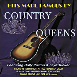 Cover image of Hits Made Famous By Country Queens