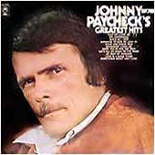 Cover image of Johnny Paycheck's Greatest Hits