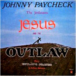 Cover image of Jesus And The Outlaw