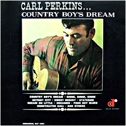 Cover image of Country Boy's Dream