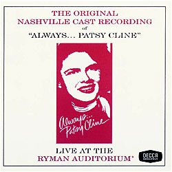 Cover image of Always Patsy Cline