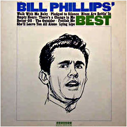 Cover image of Bill Phillips' Best