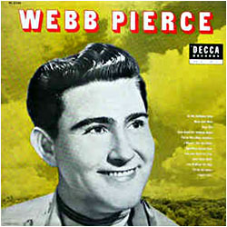 Cover image of Webb Pierce