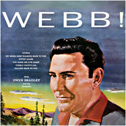 Cover image of Webb