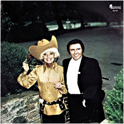Cover image of Webb Pierce And Carroll Channing