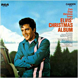Cover image of Elvis' Christmas Album
