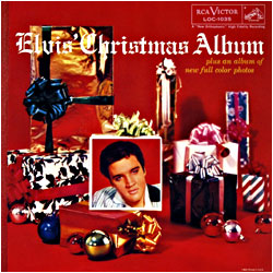 Elvis' Christmas Album - image of cover