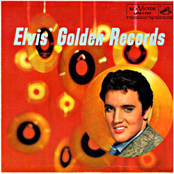 Cover image of Elvis' Golden Records