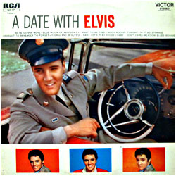 Cover image of A Date With Elvis