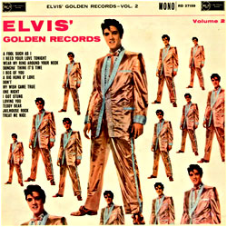Cover image of Elvis' Golden Records 2