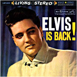 Cover image of Elvis Is Back