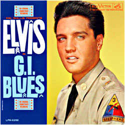 Cover image of G.I. Blues