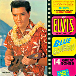 Cover image of Blue Hawaii