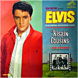 Cover image of Kissin' Cousins
