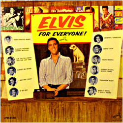 Cover image of Elvis For Everyone