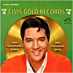 Cover image of Elvis' Gold Records 4